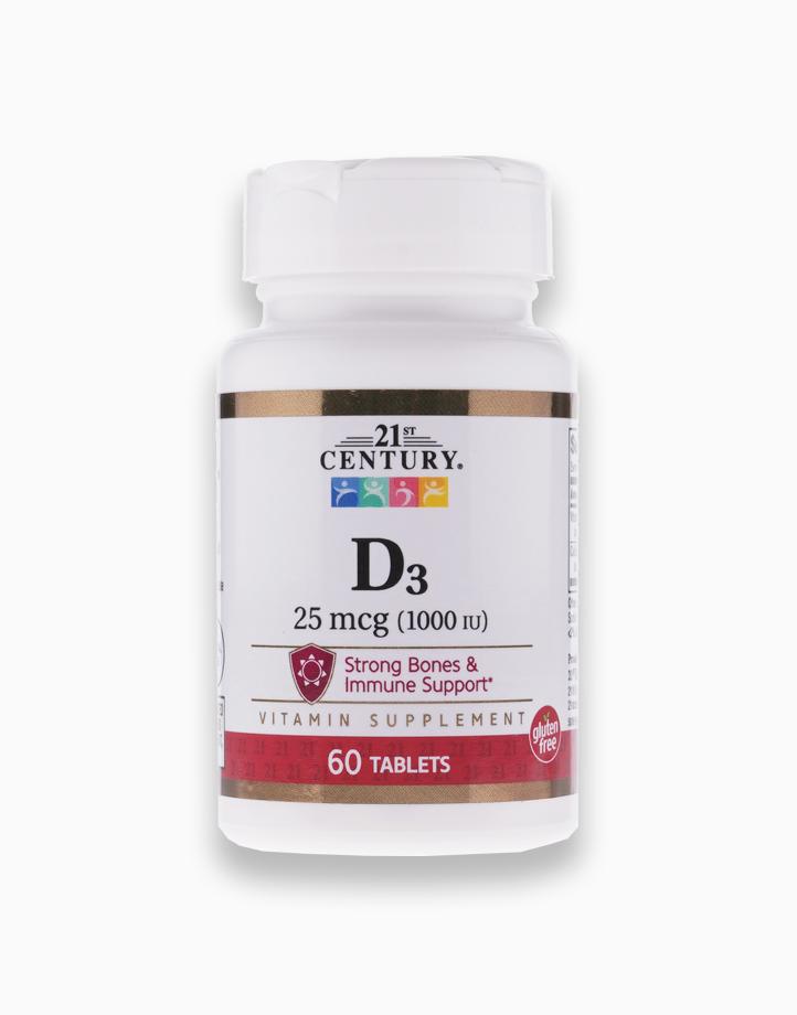 Vitamin D3, High Potency (1000 IU) by 21st Century