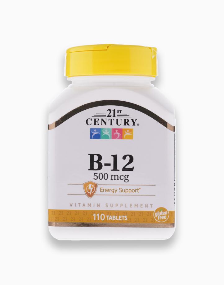 Vitamin B-12 (500 mcg) by 21st Century