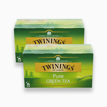 Pure Green Tea 25s (Bundle of 2) by Twinings