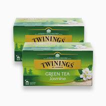 Green Tea Jasmine 25s (Bundle of 2) by Twinings