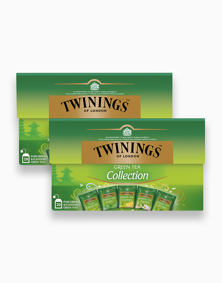 Green Tea Collection 25s (Bundle of 2) by Twinings