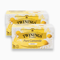 Twinings pure camomile bundle