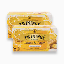 Twinings lemon   ginger bundle