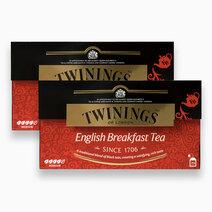 Twinings english breakfast tea bundle