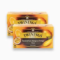Twinings passionfruit  mango   orange tea bundle