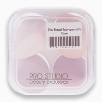 Pro Blend Sponges with Case by PRO STUDIO Beauty Exclusives