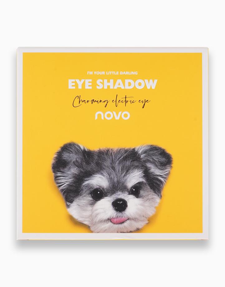 Charming Electric Eye Shadow Palette by Novo Cosmetics | #2 (Miniature Schnauzer)