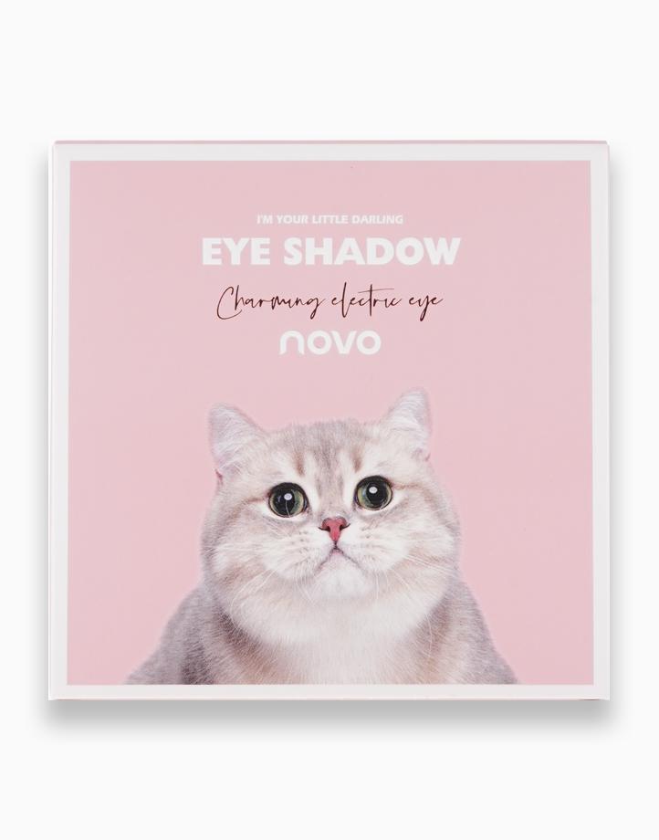 Charming Electric Eye Shadow Palette by Novo Cosmetics | #1 (Felinae / Feline)