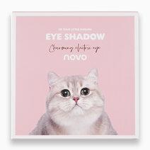 Charming Electric Eye Shadow Palette by Novo Cosmetics