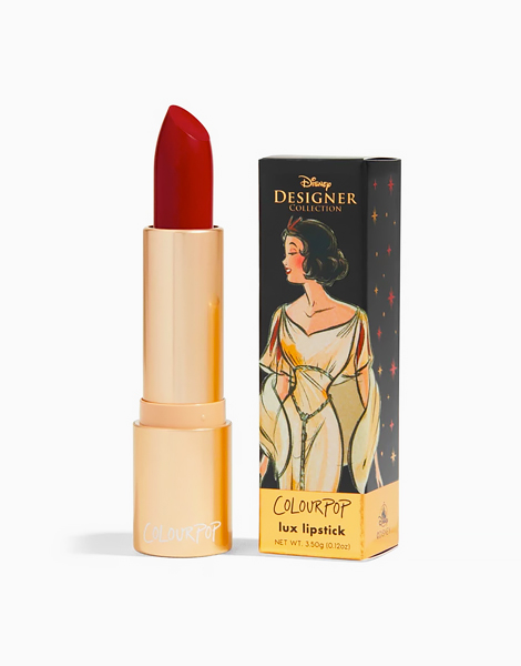 Crème Lux Lipstick x Disney by ColourPop | Snow White