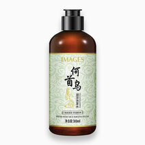 Images moisturizing shampoo w ginseng   angelica root