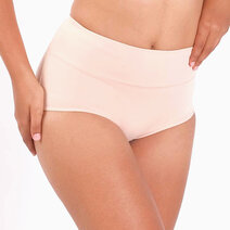 Belly Bikinis in Skin (Set of 3 High Rise Control Panties) by Jellyfit