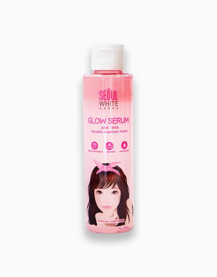 Glow Serum AHA BHA Double Essence Toner by Seoul White Korea