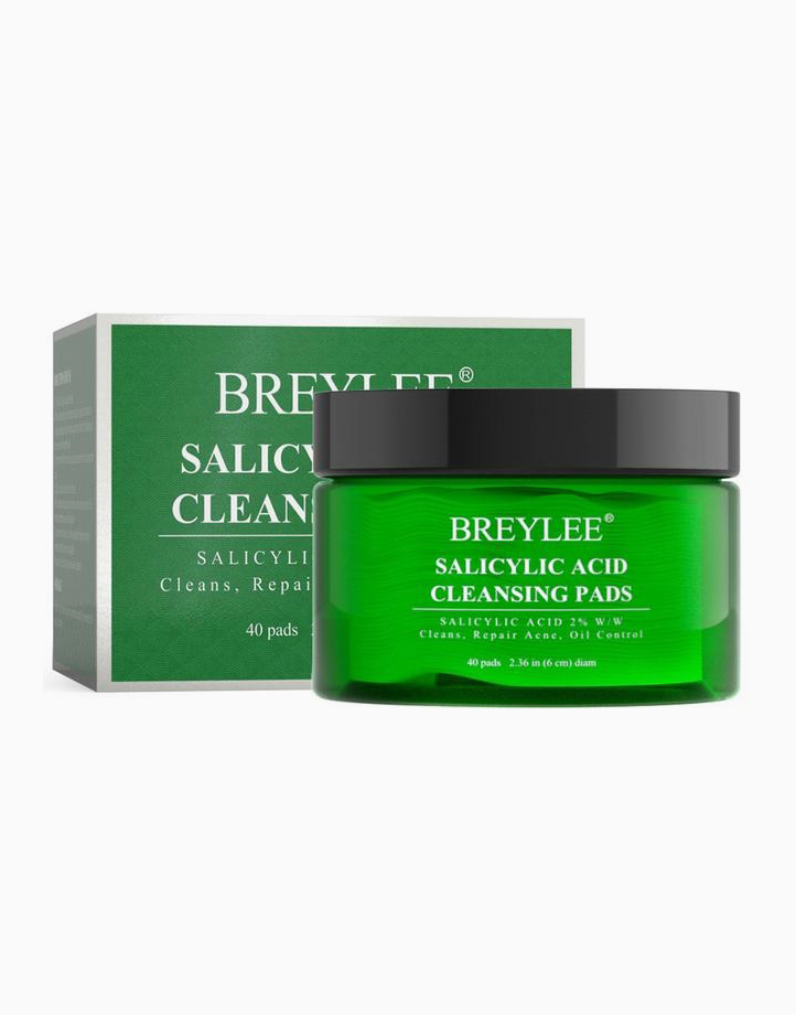 Salicylic Acid Cleansing Pads (Acne Control) by Breylee