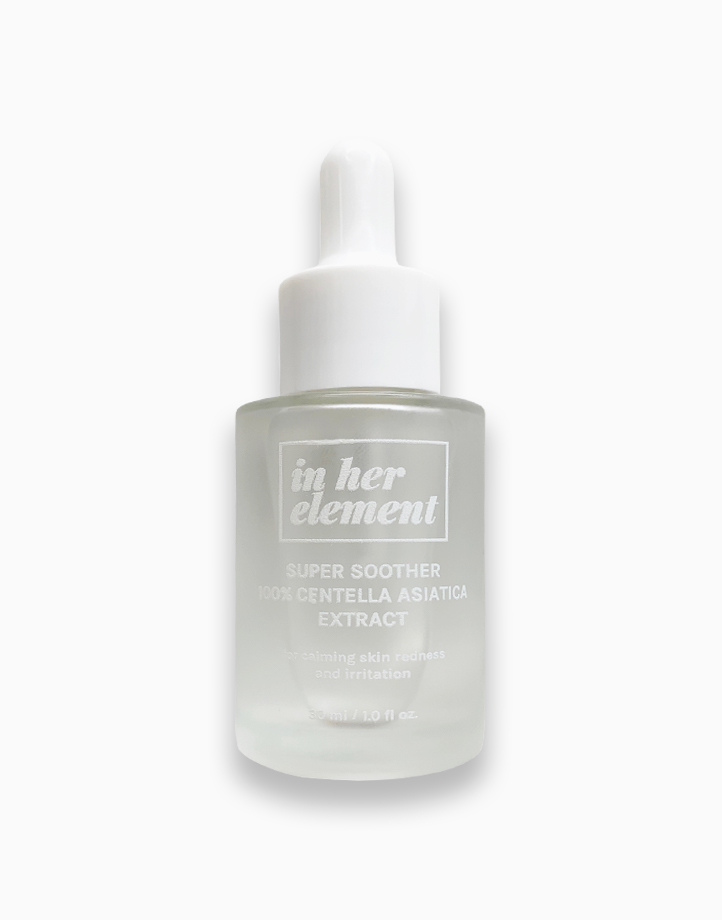 Super Soother 100% Centella Asiatica Extract by In Her Element