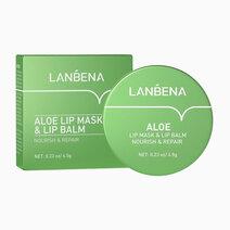 Aloe Lip Mask & Lip Balm by Lanbena