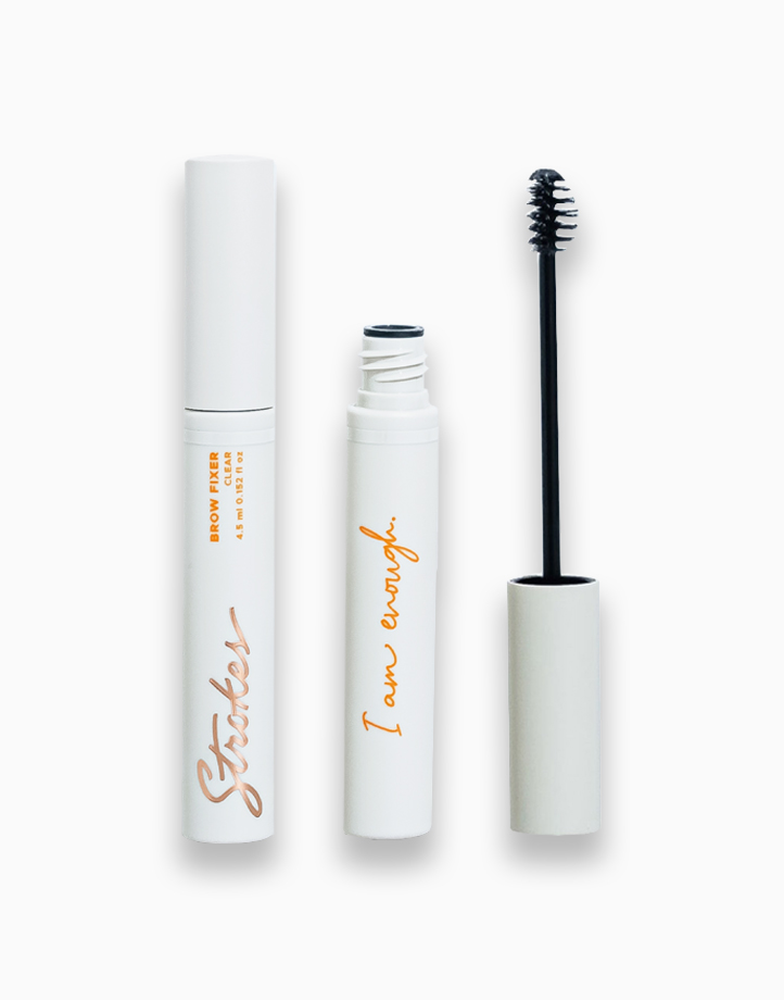 Brow Fixer by Strokes Beauty Lab   Clear