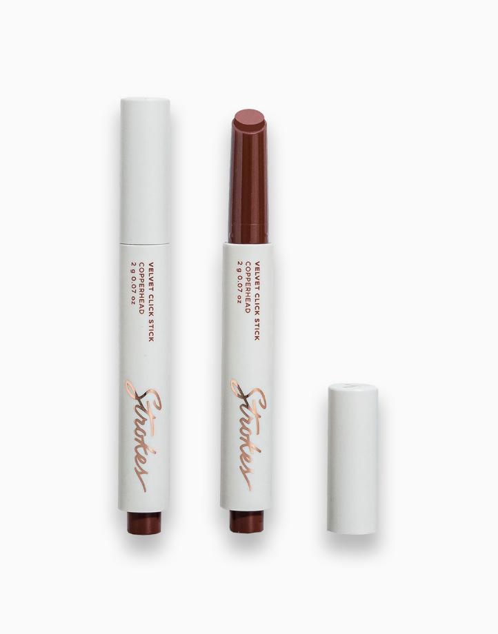 Velvet Click Stick by Strokes Beauty Lab | Copperhead