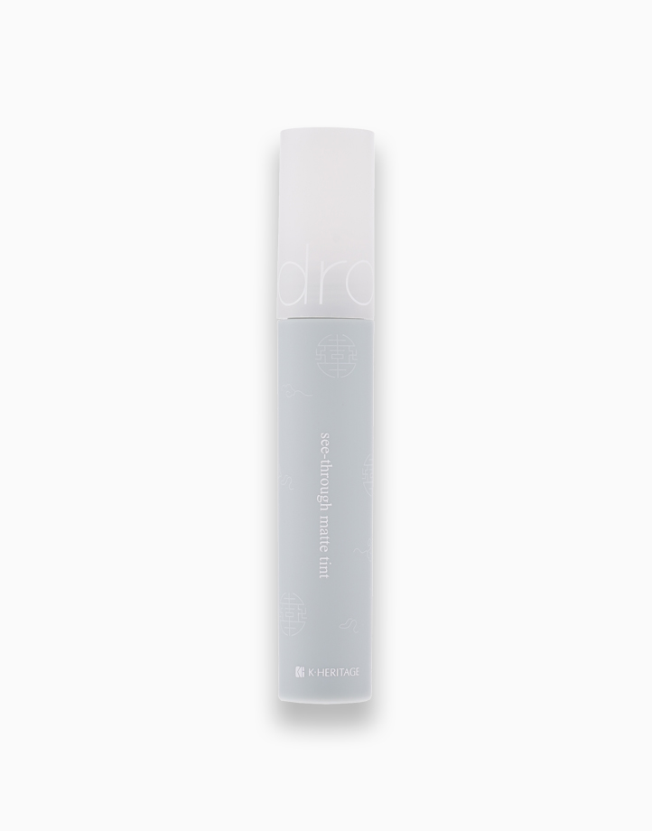 See Through Matte Tint by Rom&nd   Flower Coral