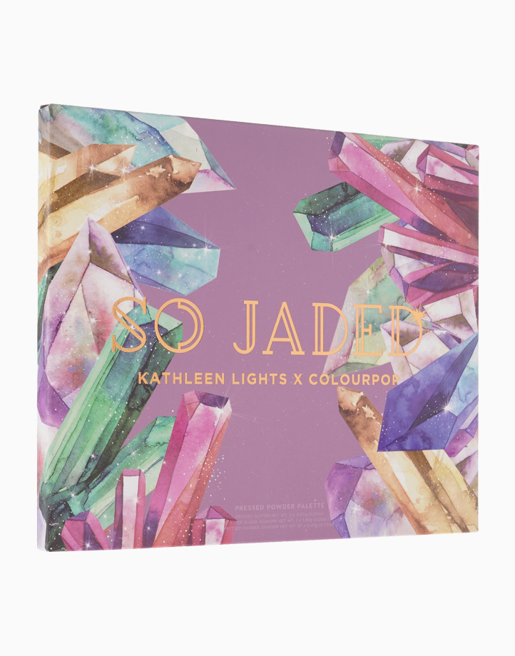 Colourpop x Kathleen Lights So Jaded Shadow Palette by ColourPop
