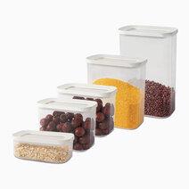 Kimi 5pc oslo airtight storage container 1