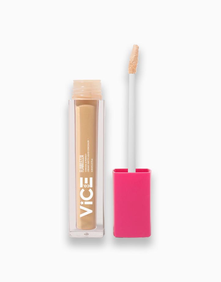 Flawlezza Creamy Matte Liquid Concealer by Vice Cosmetics | Kinesa
