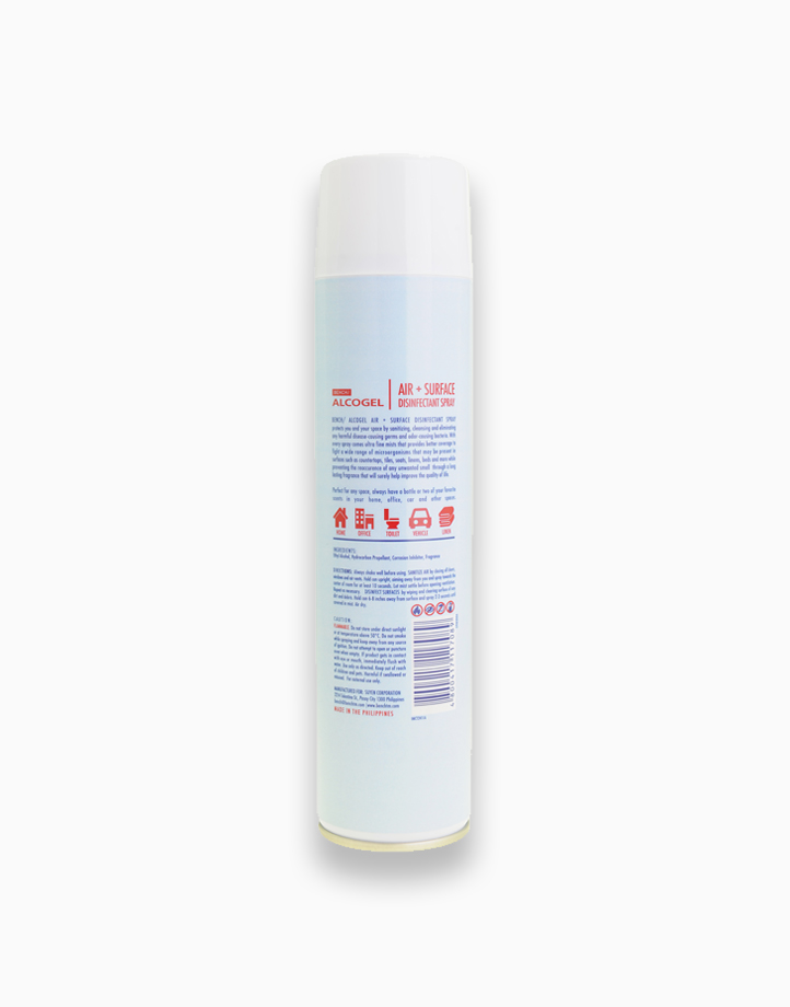 Alcogel Disinfectant Spray Air + Surface (300ml) by BENCH