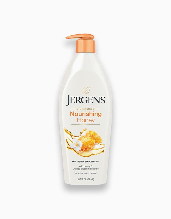 Oil-Infused Nourishing Honey Moisturizer by Jergens