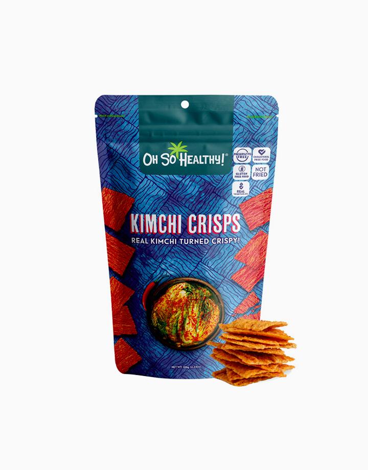 Kimchi Crisps 120g by Oh So Healthy!