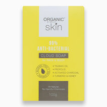 99% Antibacterial Cloud Soap for Face and Body (100g) by Organic Skin Japan