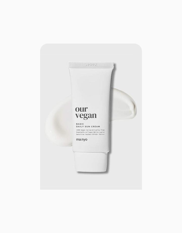 Our Vegan Sun Cream Basic (50ml) by Ma:nyo