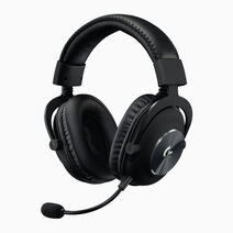 G Pro X Gaming Headset (Blue VOICE Mic) by Logitech