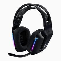 G733 Lightspeed Wireless RGB Gaming Headset by Logitech