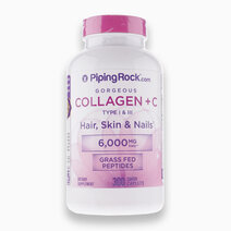 Collagen with Vitamin C by Piping Rock