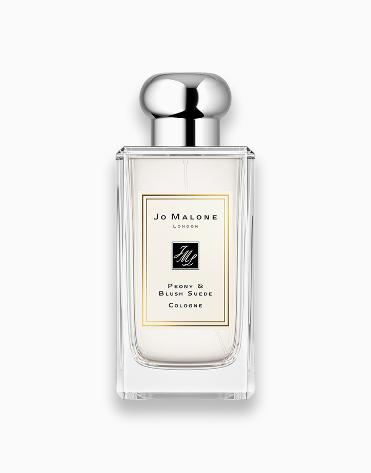 Peony & Blush Suede Cologne (100ml) by Jo Malone London