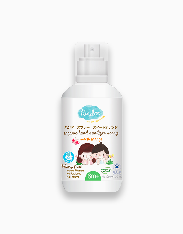Hand Sanitizer (1 Year and Up) by Kindee