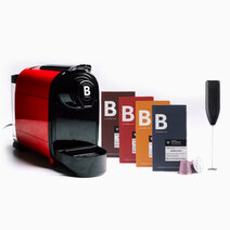 Red Collection Set by B Coffee Co.