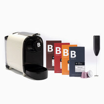 White Collection Set by B Coffee Co.