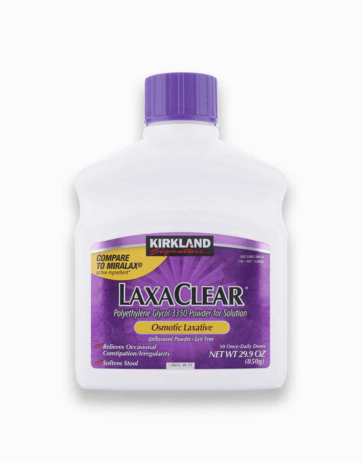 Signature LaxaClear (50 Doses) by Kirkland