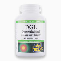 DGL, Deglycyrrhizinated Licorice Root Extract, 90 Chewable Tablets by Natural Factors
