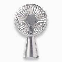 Wino Mini Handheld Fan w/ Wireless Charging by Lexon
