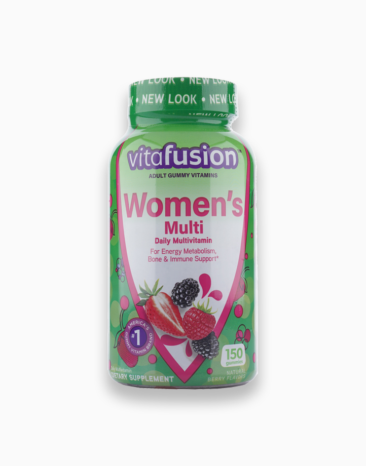 Women's Gummy Vitamins (150 Gummies) by Vitafusion