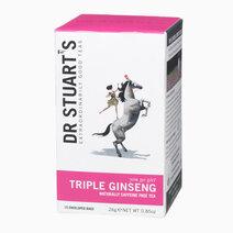 Re dr stuarts triple ginseng %2815 bags%29 24g