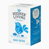 Re higher living organic daily detox %2815 bags%29 25g