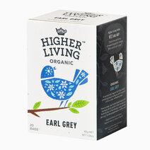 Re higher living organic earl grey %2820 bags%29 45g