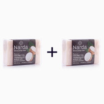 Re b1t1 narda coconut oil moisturizing soap %28100g%29