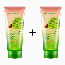 Re b1t1 nature republic soothing and moisture cactus soothing gel