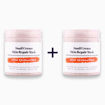 Snail Cream Skin Repair Mask (Buy 1, Take 1) by Skin Revolution