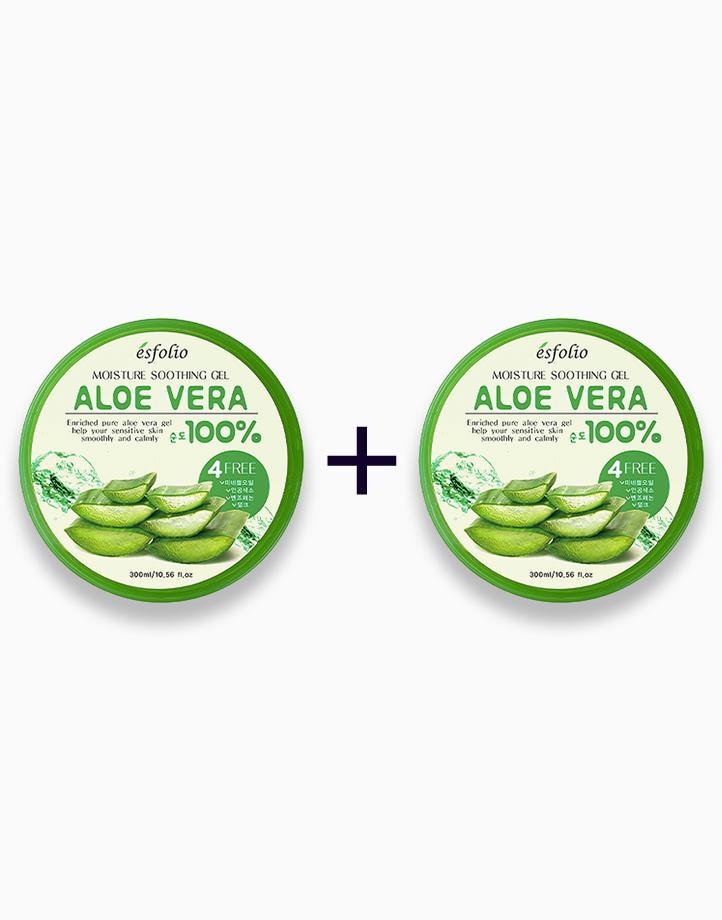 Aloe Vera Moisture Soothing Gel (Buy 1, Take 1) by Esfolio