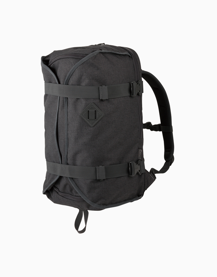 Atlas Opt Travel Backpack With Laptop Sleeve by Coleman   Heather